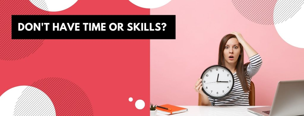 Miss Digital Media Boost Membership - Don't have the time or skills to create content