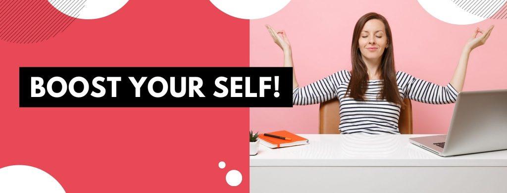 Miss Digital Media Boost Membership - Boost Your Self